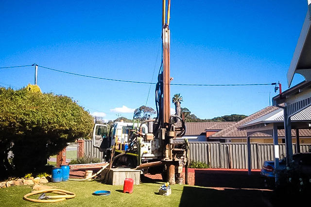 water bore installation Perth