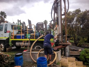 Bore water installation in Perth